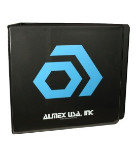 Almex 3 ring binder