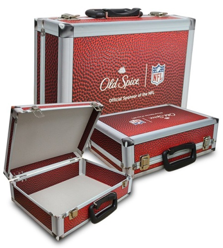 0130 Old Spice (Red Suitcase) L